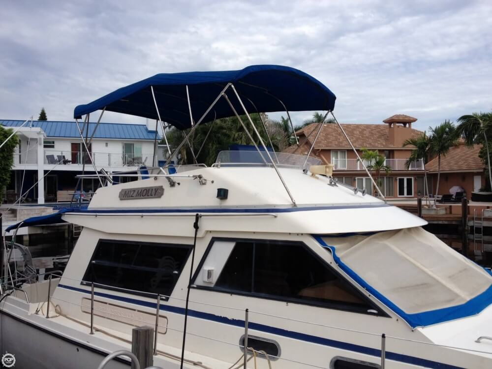 1983 Princess Yachts boat for sale, model of the boat is 412-2 & Image # 8 of 40