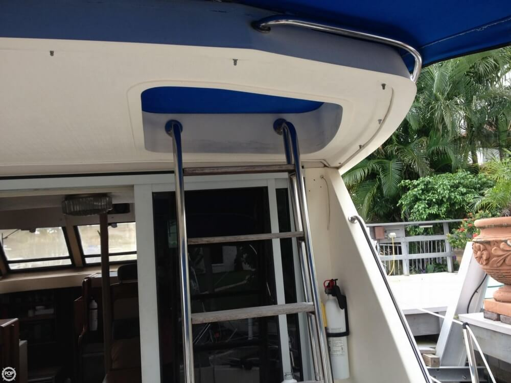 1983 Princess Yachts boat for sale, model of the boat is 412-2 & Image # 11 of 40