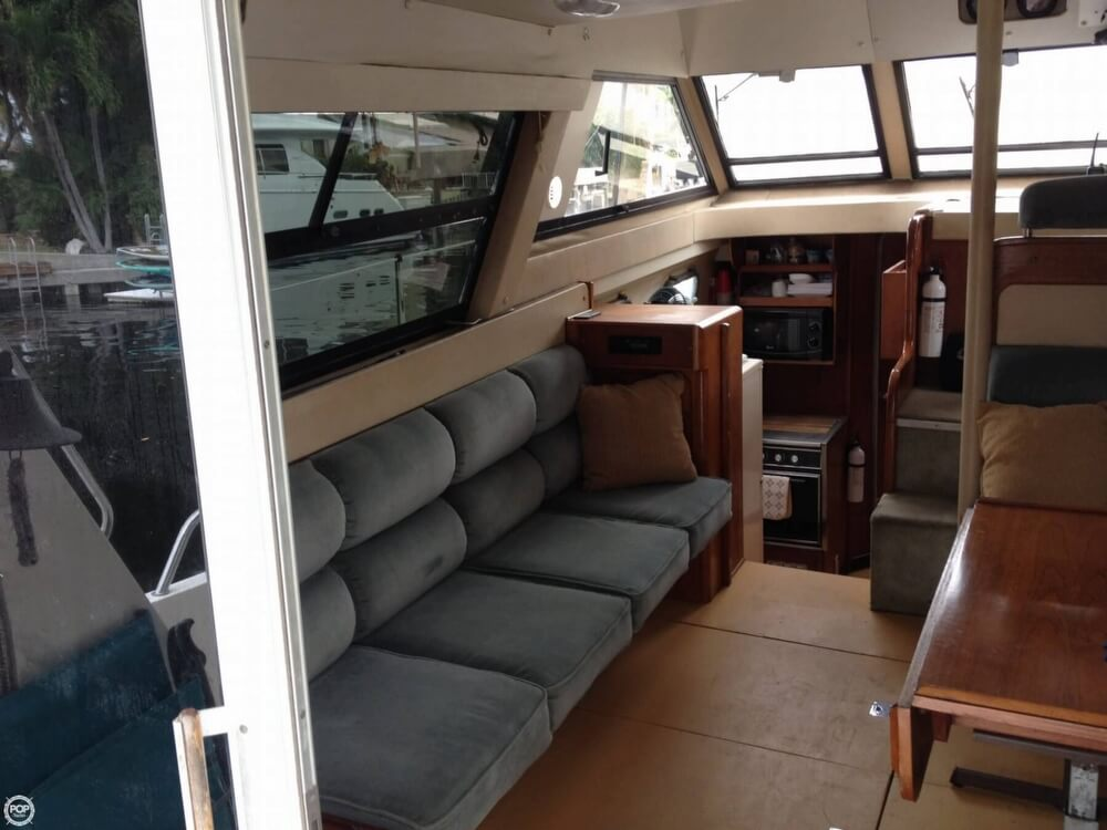 1983 Princess Yachts boat for sale, model of the boat is 412-2 & Image # 28 of 40