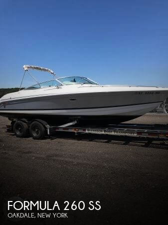 Used Formula Boats For Sale in New York by owner | 2004 Formula 26