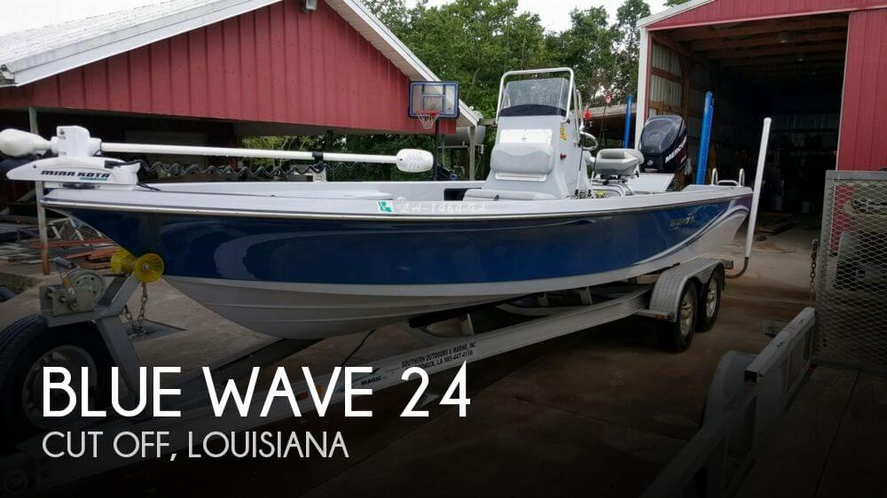 Used Blue Wave Boats For Sale by owner | 2013 Blue Wave 24