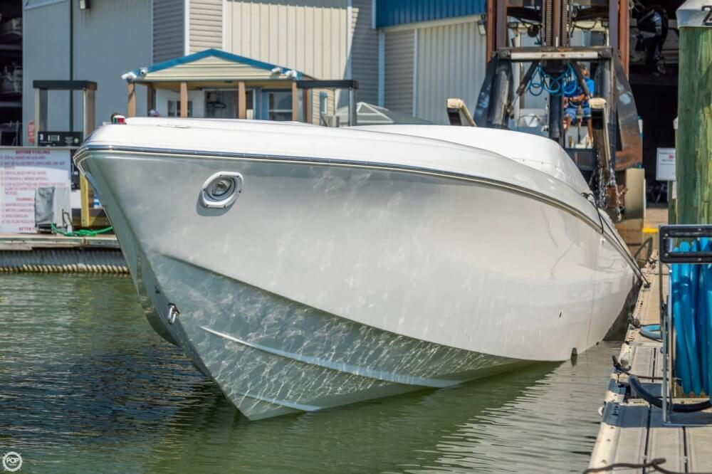 2001 Powerquest boat for sale, model of the boat is 380 Avenger & Image # 30 of 40