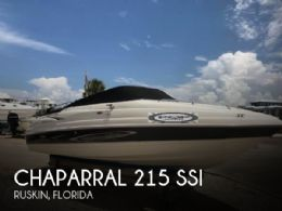 2006 Chaparral 215 SSi