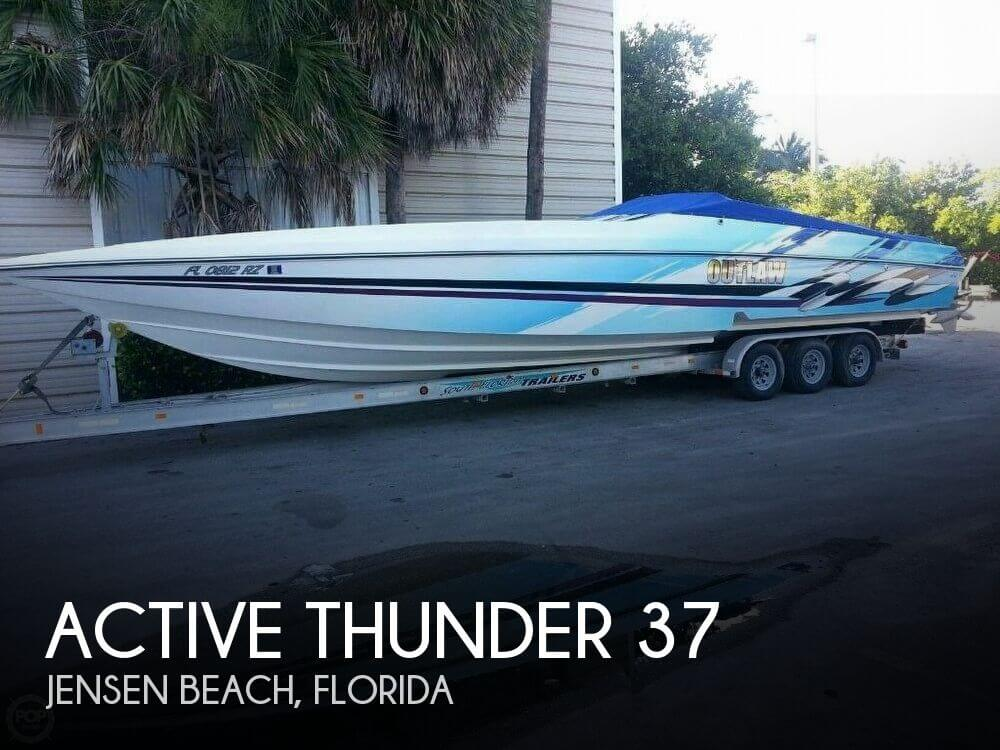 Used Active Thunder Boats For Sale by owner | 2001 Active Thunder 40