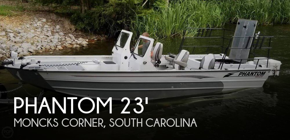 Used Boats For Sale in Charleston, South Carolina by owner | 2016 Phantom Phantom Prowler 23