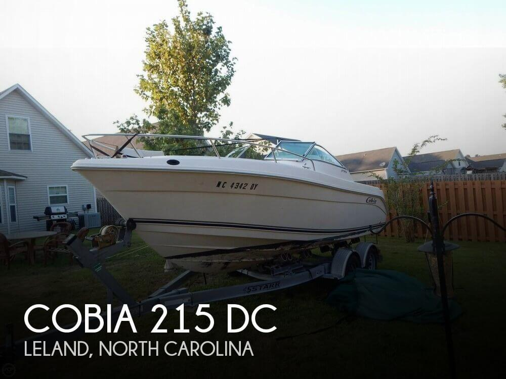 Used Cobia Boats For Sale by owner | 2007 Cobia 21