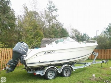 Cobia 215 DC, 20', for sale - $22,500