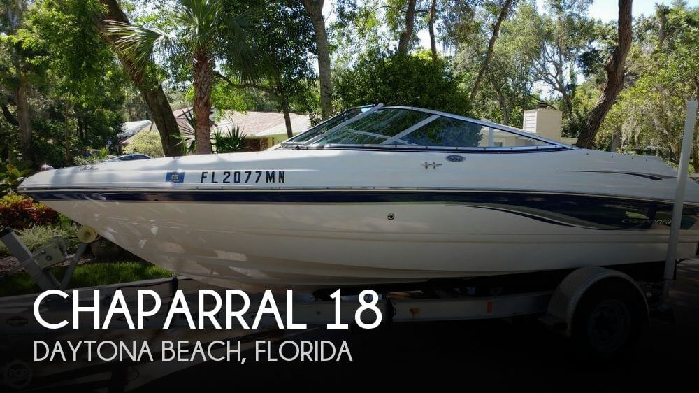 Used Chaparral 18 Boats For Sale by owner | 2004 Chaparral 18