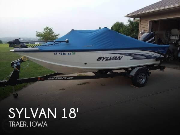 Used Sylvan Boats For Sale by owner | 2011 Sylvan 18