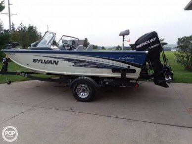 Sylvan Expedition Sport 1800 DC, 18', for sale - $21,500