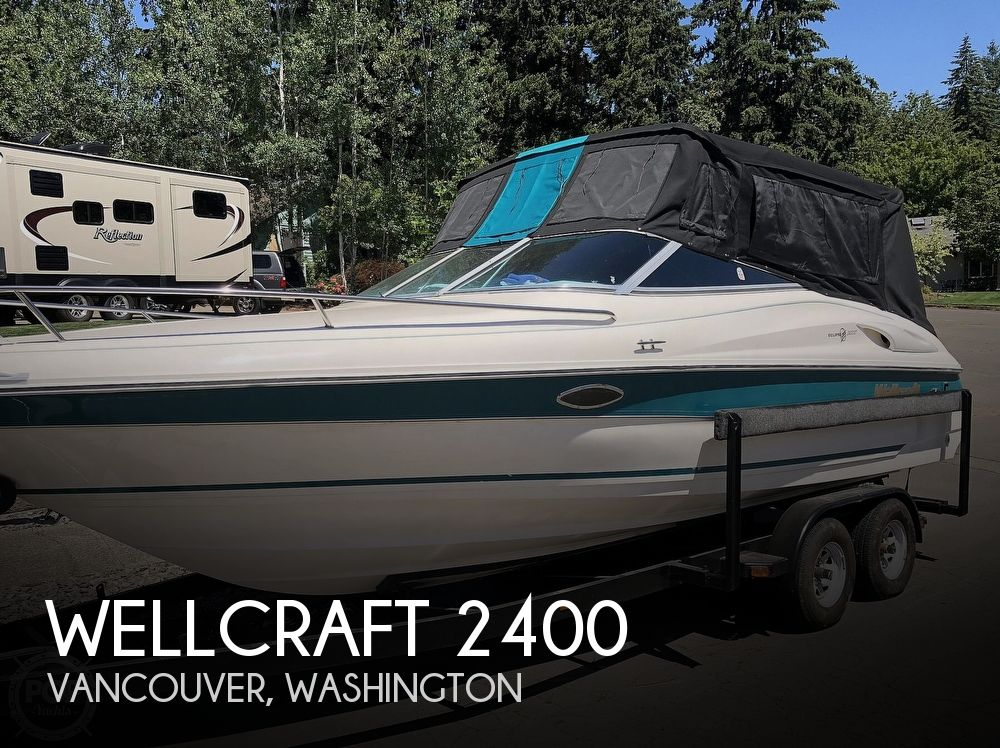 Used Wellcraft 24 Boats For Sale by owner | 1998 Wellcraft Eclipse 2400 SC