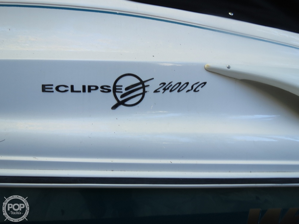 1998 Wellcraft boat for sale, model of the boat is Eclipse 2400 SC & Image # 14 of 41
