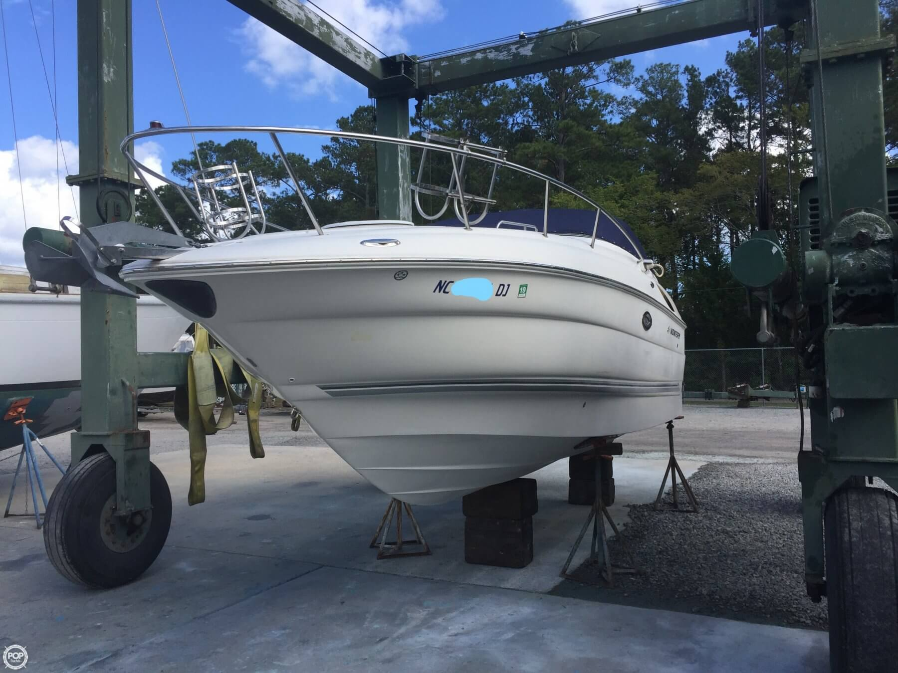 Monterey 250 Cruiser Boat For Sale In Columbia NC 43000