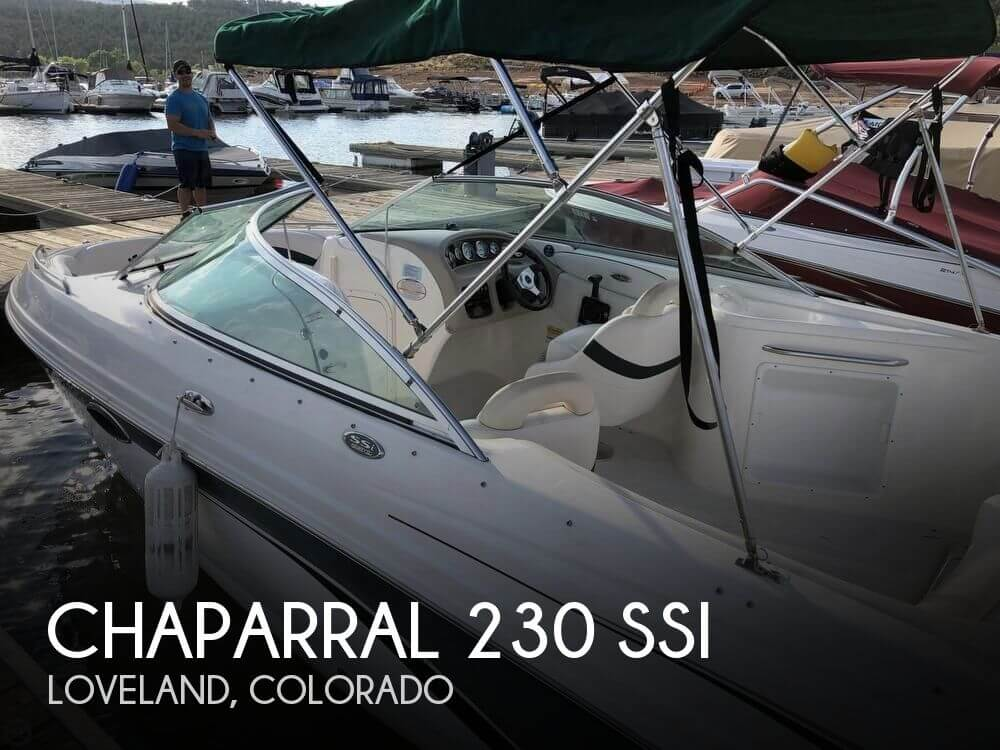 Used Boats For Sale in Fort Collins, Colorado by owner   2000 Chaparral 23