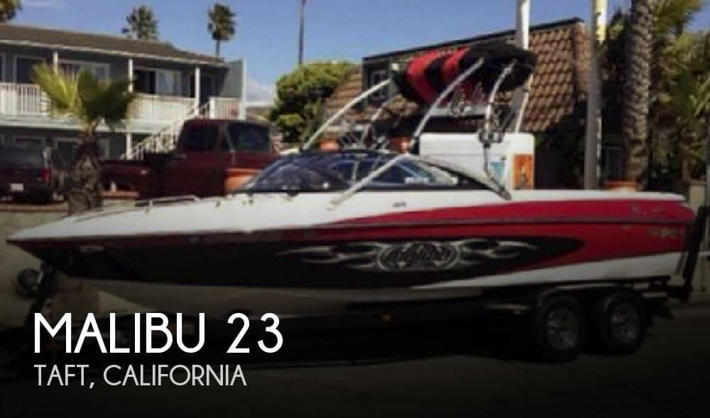 Used Boats For Sale in Santa Maria, California by owner | 2004 Malibu 23