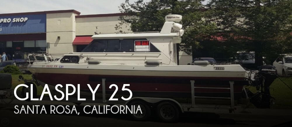 Used Glasply Boats For Sale by owner | 1986 Glasply 25