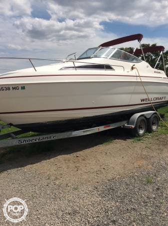 1996 WELLCRAFT 27 for sale