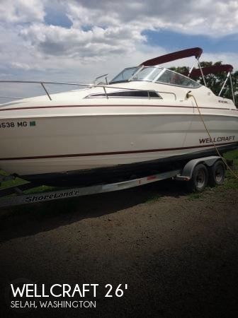Used Wellcraft 27 Boats For Sale by owner | 1996 Wellcraft 27