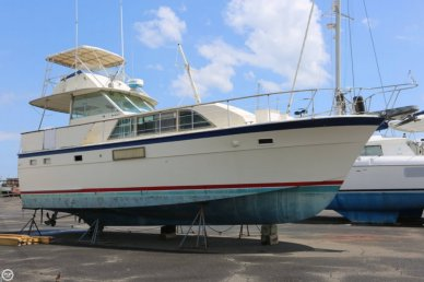 Hatteras 43 Double Cabin, 43', for sale - $12,500