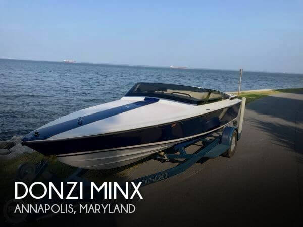 Used High Performance Boats For Sale in Maryland by owner | 1988 Donzi 20