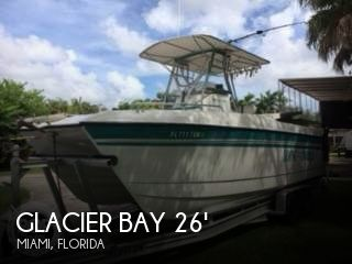 Used GLACIER BAY Boats For Sale by owner | 1998 Glacier Bay 26