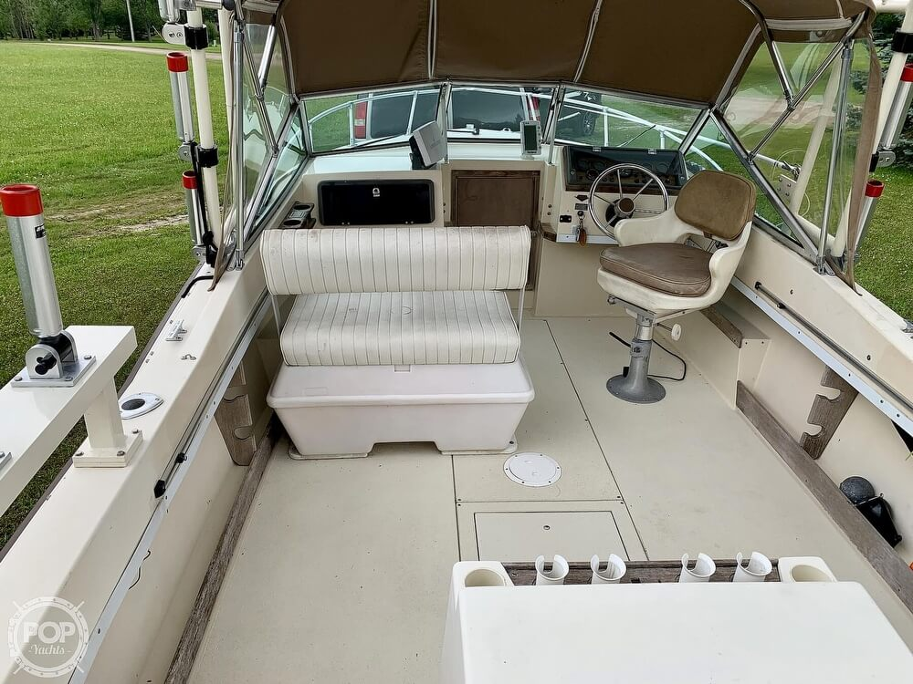 1982 Grady-White boat for sale, model of the boat is 196 Atlantic & Image # 7 of 40
