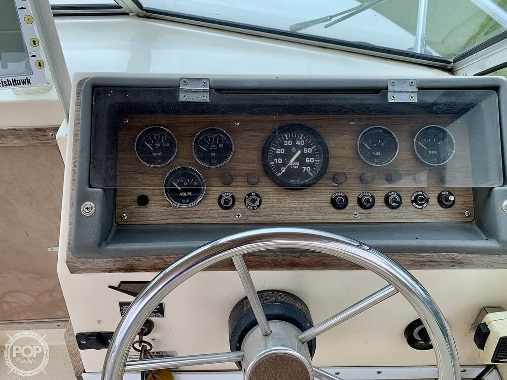 1982 Grady-White boat for sale, model of the boat is 196 Atlantic & Image # 20 of 40