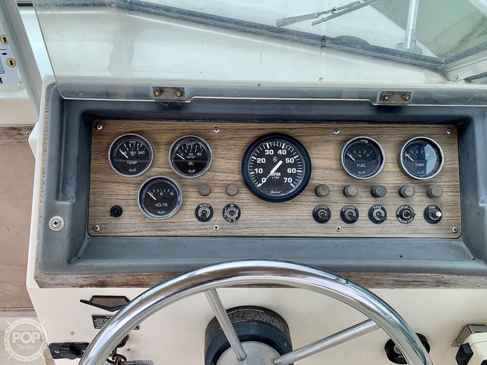 1982 Grady-White boat for sale, model of the boat is 196 Atlantic & Image # 21 of 40