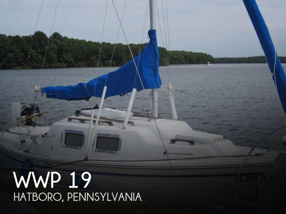 Used West Wight Potter Boats For Sale by owner | 2011 West Wight Potter 19