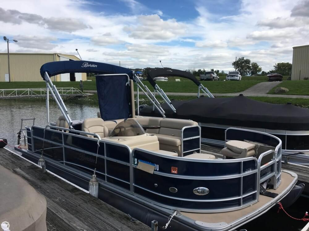 2015 Berkshire Pontoons boat for sale, model of the boat is CTS 212A & Image # 3 of 41