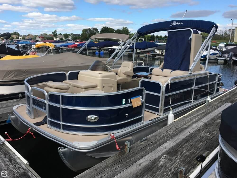 2015 Berkshire Pontoons boat for sale, model of the boat is CTS 212A & Image # 4 of 41