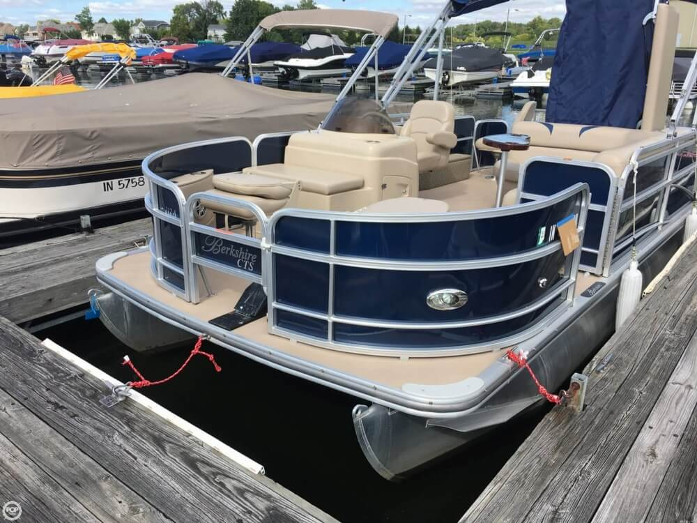2015 Berkshire Pontoons boat for sale, model of the boat is CTS 212A & Image # 5 of 41