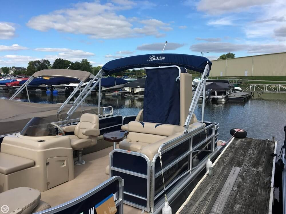 2015 Berkshire Pontoons boat for sale, model of the boat is CTS 212A & Image # 6 of 41