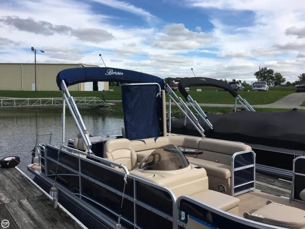 2015 Berkshire Pontoons boat for sale, model of the boat is CTS 212A & Image # 7 of 41