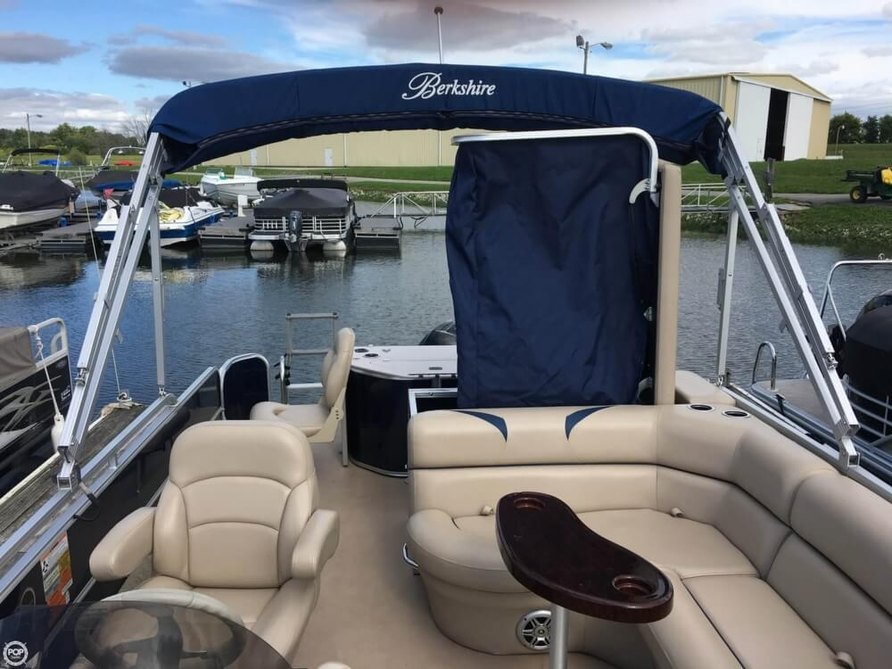 2015 Berkshire Pontoons boat for sale, model of the boat is CTS 212A & Image # 9 of 41