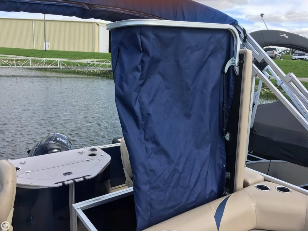 2015 Berkshire Pontoons boat for sale, model of the boat is CTS 212A & Image # 10 of 41