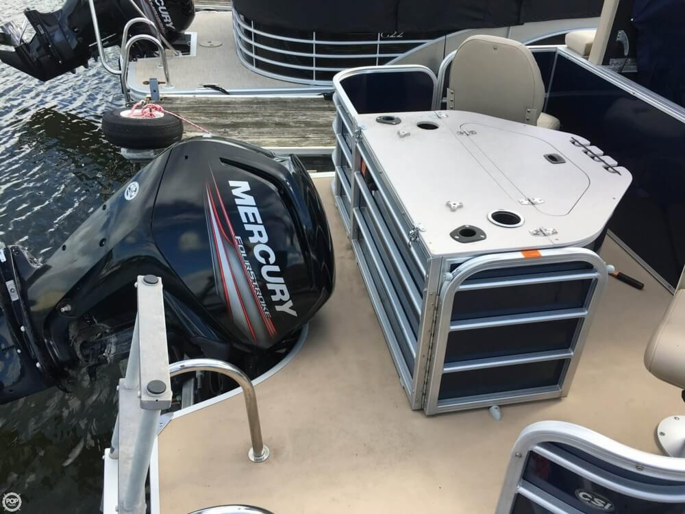 2015 Berkshire Pontoons boat for sale, model of the boat is CTS 212A & Image # 15 of 41