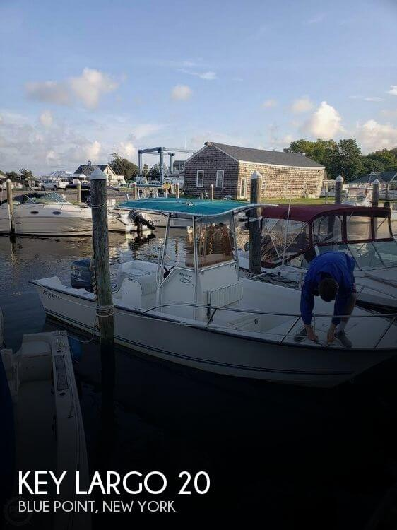 Used Key largo Boats For Sale by owner | 2007 Key Largo 20
