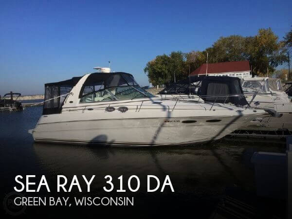 Used Sea Ray 34 Boats For Sale by owner | 2002 Sea Ray 34