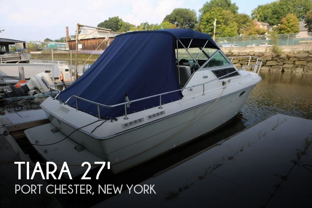 1986 TIARA YACHTS 2700 CONTINENTAL for sale