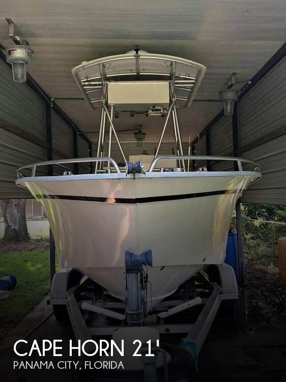 Used CAPE HORN Boats For Sale by owner | 2001 Cape Horn 21