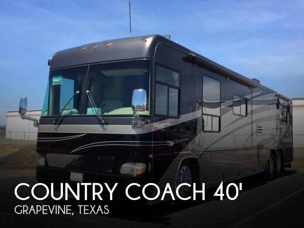 2004 Country Coach Country Coach 40