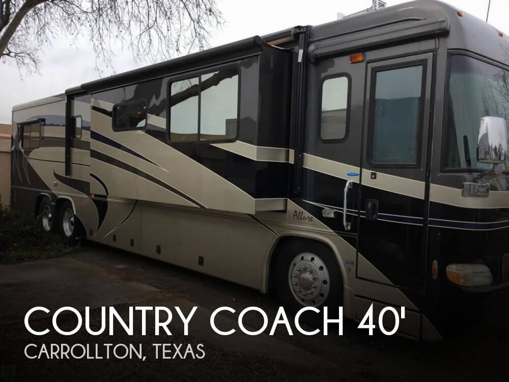 2004 Country Coach Country Coach Allure