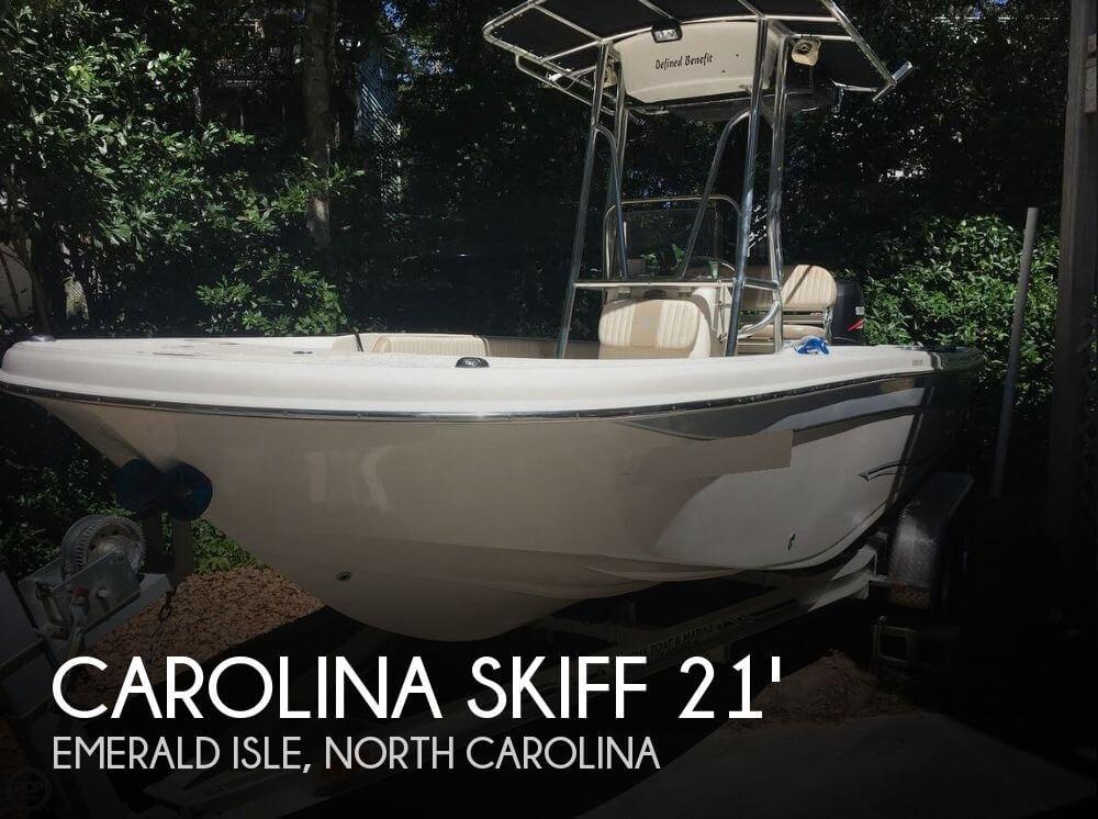Used Carolina Skiff 21 Boats For Sale by owner | 2013 Carolina Skiff Ultra 21