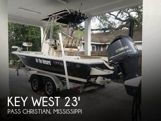 Used Key West Boats For Sale by owner | 2015 Key West 23