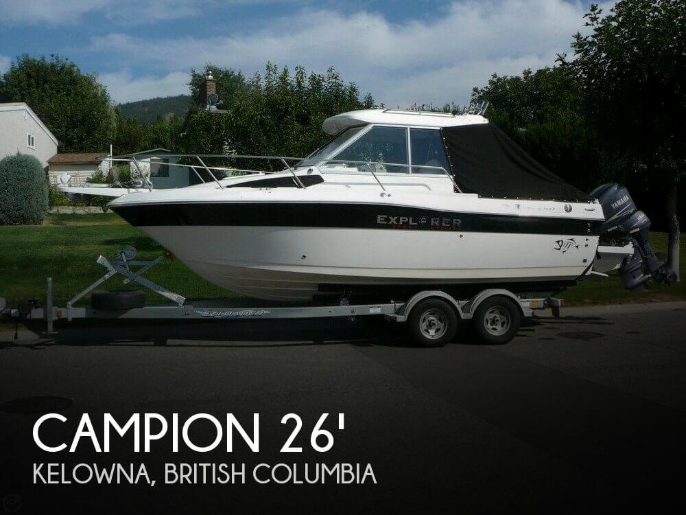 Used Campion  Boats For Sale by owner   2010 Campion 24
