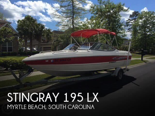 Used Boats For Sale by owner   2009 Stingray 19