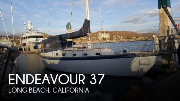 Used Endeavour Boats For Sale by owner | 1981 Endeavour 37