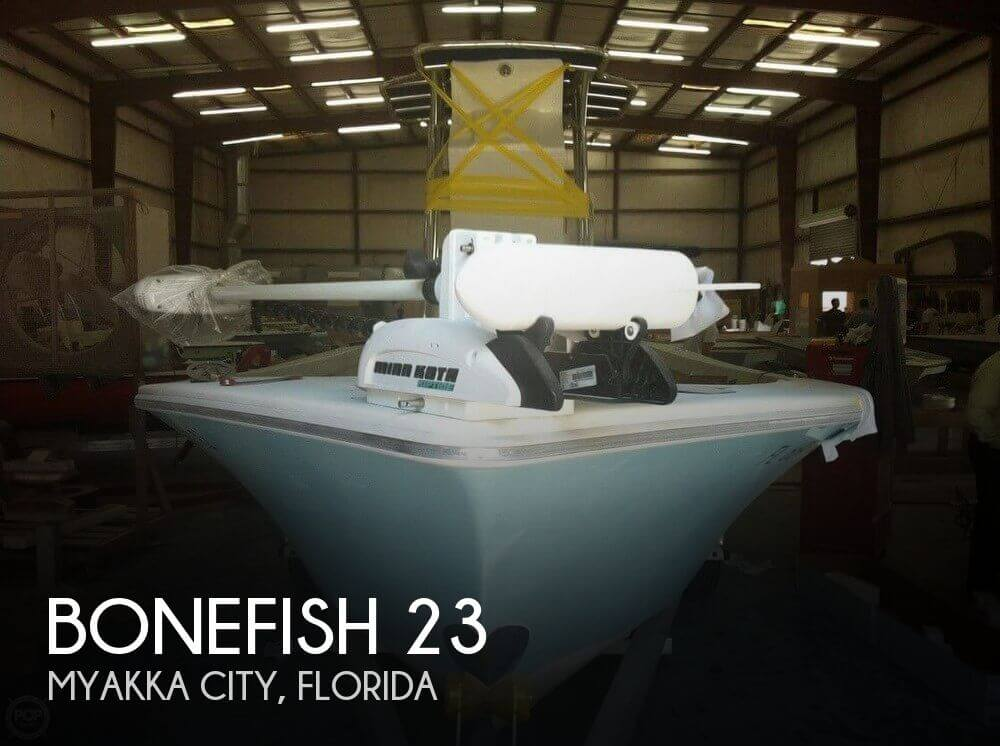 Used Bonefish Boats For Sale by owner | 2011 Bonefish 23