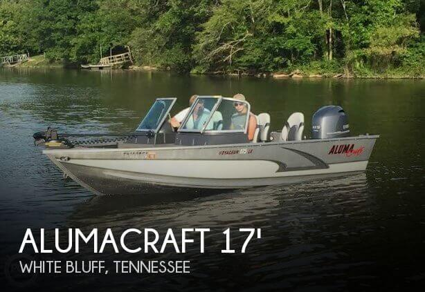 Used Alumacraft Boats For Sale by owner | 2015 Alumacraft 17